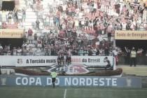 Santa Cruz domina segunda etapa e vence Náutico pelo Nordestão