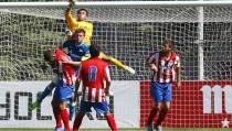 Santi Canedo completa la meta del Pontevedra