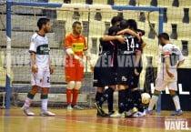 "Santiago Futsal se lo pone muy ""negro"" a Elche CF con una goleada histórica"