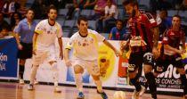 D-Link Zaragoza arrebata los tres puntos a Santiago Futsal en el último minuto
