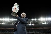 """Fernando Santos destaca empenho de Portugal para ser campeão: """"Não foi demérito do adversário"""""""