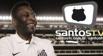 Santos fecha acordo com Air France para exibir conteúdo da Santos TV