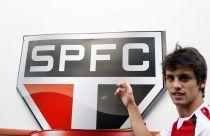 Rodrigo Caio rechaza ser cedido al Atlético y se queda en el São Paulo