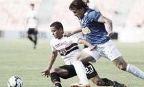Em final antecipada, São Paulo recebe Cruzeiro no Morumbi