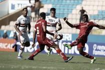 Com dois gols de Pedro Carmona, Audax bate São Paulo na estreia do Paulista