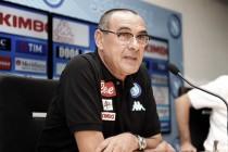 """Sarri spiega: """"Partita complicata con il Milan. Gabbiadini è a mia disposizione"""""""