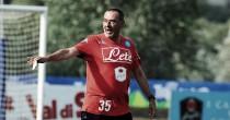 """Napoli, la gioia contenuta di Sarri: """"Andiamo in difficoltà in alcune situazioni. Milik? Non mi sorprende"""""""
