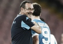 """Napoli in testa, Sarri perfezionista: """"Siamo andati in ansia da prestazione. Dovevamo gestire meglio"""""""