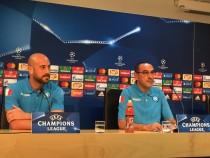 """Napoli, Sarri: """"Non è il momento più difficile qui. Mi aspetto una squadra con lucidità ed entusiasmo"""""""