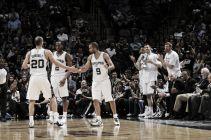 ¡Que vienen los Spurs!