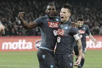 Napoli esame Sassuolo superato, l'analisi del match