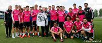 El Real Madrid celebra los 300 goles de Cristiano