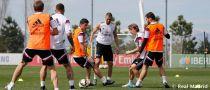 Cuatro internacionales vuelven para el segundo entrenamiento de la semana