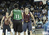 El Barça pone rumbo a las semis a base de solidez ofensiva