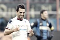 """Cagliari, la carica di Sau: """"Possiamo fare meglio. Un sogno? Segnare di più e giocare nel nuovo stadio"""""""