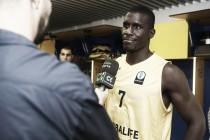 """Sitapha Savané: """"Hemos sacado una victoria muy valiosa"""""""