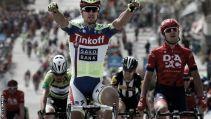 Peter Sagan respondeu à exigência de Tinkoff com triunfo no Tour da Califórnia