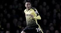 Watford winger Steven Berghuis set for Feyenoord loan