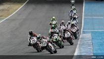 Resultado Primera carrera de Superbikes del GP de Qatar 2014
