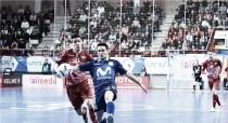 Resumen de la vigésima jornada de la Liga Nacional de Fútbol Sala