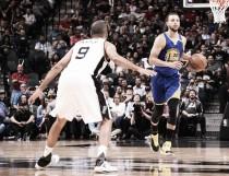 "NBA, i Golden State Warriors ""rimbalzano"" a San Antonio"