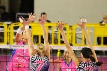 Volley, A1 femminile - La quarta di ritorno non regala sorprese. Crollo di Scandicci