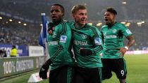 Schalke 04 écrase Hamburg et passe 5e au classement !