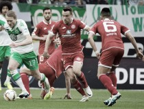 VfL Wolfsburg 1-1 Mainz 05: Enthralling match ends in draw