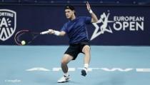 ATP 250 Antwerp: Schwartzman sigue en carrera