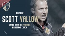 North Carolina Courage names Scott Vallow as assistant coach