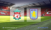 Liverpool 0-1 Aston Villa Live Stream and Football Scores and Result of EPL 2014