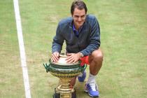 Roger Federer To Return To Halle In 2016