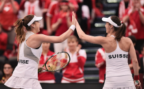 Fed Cup: Germany vs Switzerland Day Two Recap