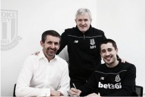 Bojan signs new Stoke contract