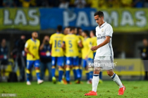 Las Palmas 2-2 Real Madrid: Los Blancos denied return to winning ways by late Araujo equaliser