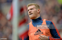 James McClean says he enjoyed being booed on return to Sunderland