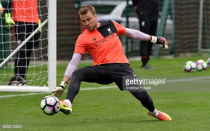 Mignolet: I want my place in the Liverpool team back as soon as possible - starting against United