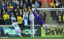 Swansea City 0-0 Watford: Gomes the pick of the bunch in south Wales stalemate