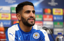 Leicester City winger Riyad Mahrez: I know we can react to Watford defeat against Club Brugge