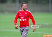 Arsenal midfielder Santi Cazorla set to miss three months due to ankle surgery