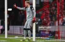 Liverpool goalkeeper Loris Karius: I must accept criticism for Bournemouth error