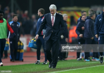 Stoke City boss Mark Hughes: Draw with Leicester feels like a defeat