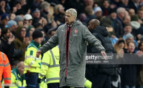 It's very difficult to accept that we lost to offside goals, insists Arsenal boss Arsene Wenger after Manchester City reverse