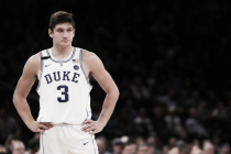 Grayson Allen suspended indefinitely after third tripping incident in past year
