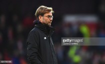 Jürgen Klopp feels Liverpool's performance deserved more after late draw at Manchester United