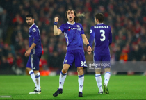Liverpool 1-1 Chelsea: Costa's saved penalty costs Chelsea two points