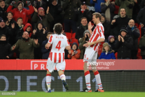 Stoke City 1-1 Everton: Crouch's 100th Premier League goal not enough for Potters victory