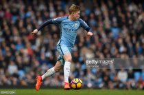 Manchester City playmaker Kevin De Bruyne named best Belgian player abroad