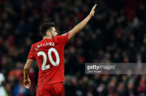 Liverpool midfielder Adam Lallana signs new long-term contract