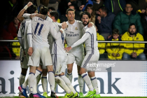 Villarreal 2-3 Real Madrid: Late Morata header seals three-goal comeback and returns Real to La Liga summit
